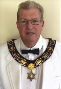 Kenneth Hickman Grand Patriach